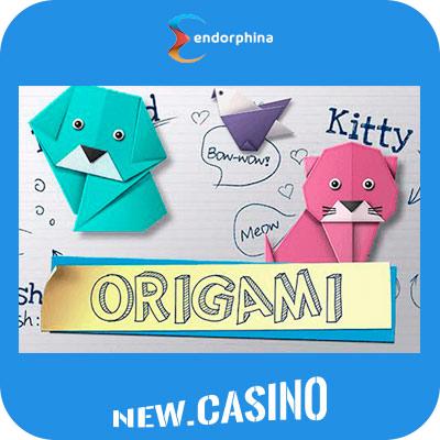 origami slot endorphina