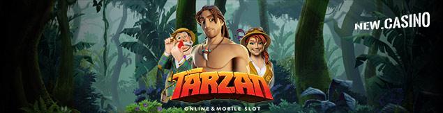 tarzan slot free spins